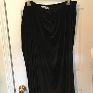 BFA classics skirt black 3x